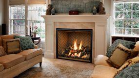 Mendota Luxury Gas Fireplaces & Inserts