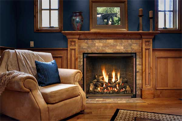 Steamboat Springs Classic Gas Fireplace
