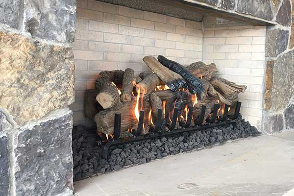 Steamboat Springs  Open Gas Fireplaces